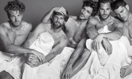Editorial | 'The Grand Reunion' VMAN #34 by Bruce Weber