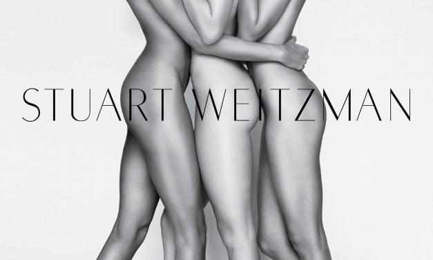 Ad Campaign | Stuart Weitzman S/S 2016 by Mario Testino
