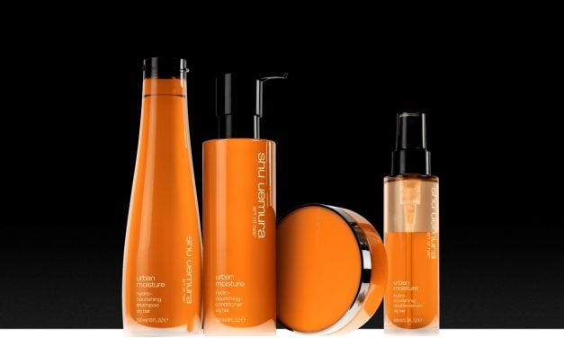 #FXMAS16 | Shu Uemura Art of Hair Urban Moisture Collection