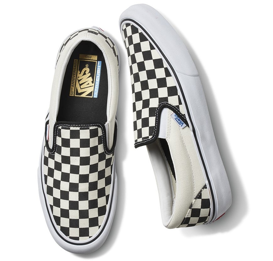 Vans_Sp16_Skate_CLASSIC-SLIP-ON WhtCheckerbrd_Pair