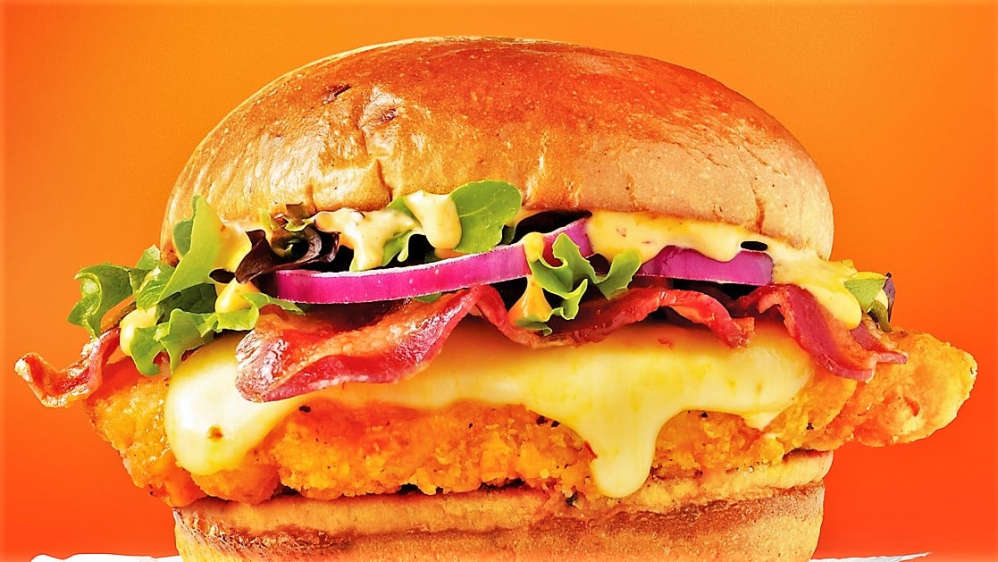 Food & Lifestyle | Wendy's Spicy Sriracha Chicken Sandwich