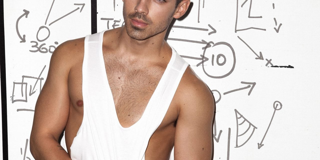 Editorial | NOTION Magazine #74 ft. Joe Jonas by Pantelis