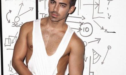 Editorial | NOTION Magazine #74 ft. Joe Jonas by Pantelis