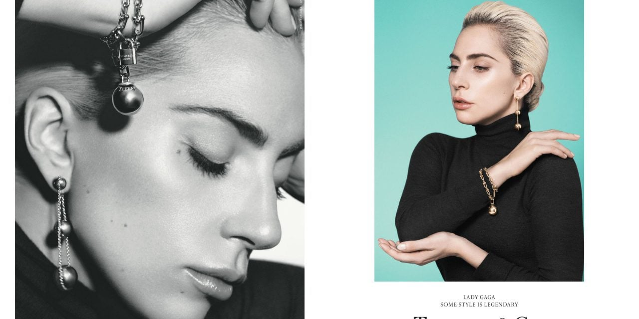 Ad Campaign | Lady Gaga for Tiffany & Co. HardWear Collection