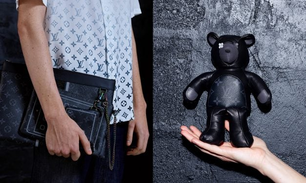 Look Book | Louis Vuitton x fragment design