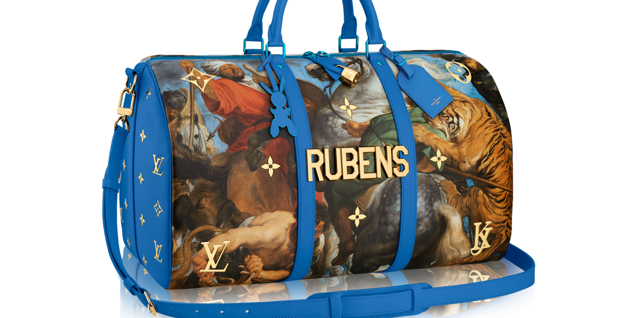 Look Book | Jeff Koons For Louis Vuitton #LVxKoons