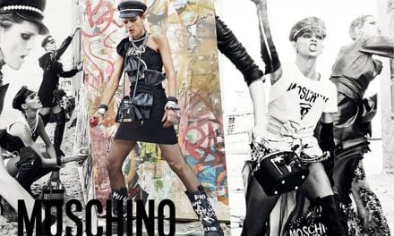 Ad Campaign | Moschino F/W 2016 by Steven Meisel