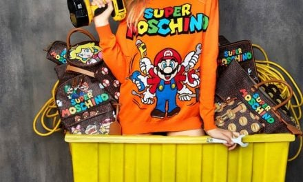 Look Book | Super Moschino Capsule Collection