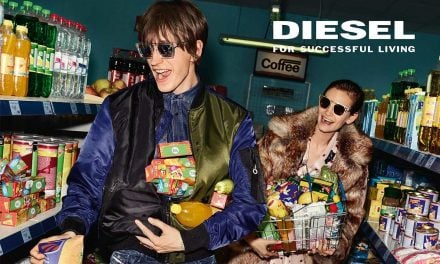 Ad Campaign | Diesel F/W 2017 #GOWITHTHEFLAW