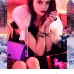 Ad Campaign   Coach Holiday 2017 ft. Selena Gomez by Steven Meisel