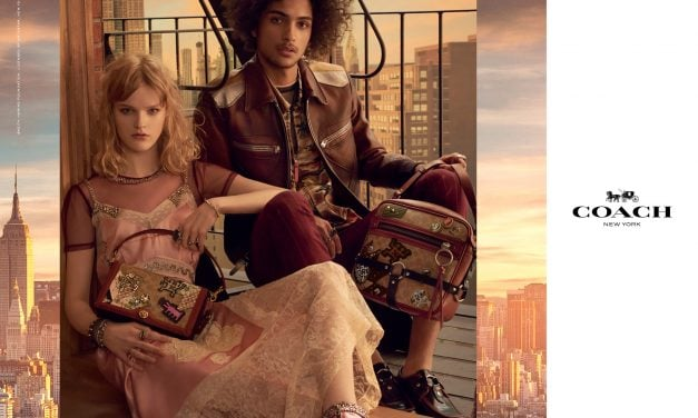 Ad Campaign | Coach S/S 2018 by Steven Meisel