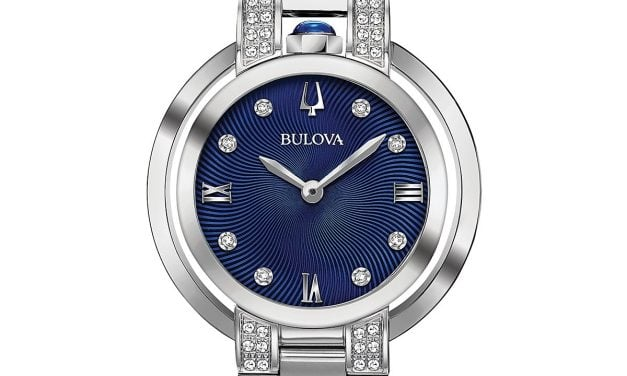 #FXMAS17 | Bulova Women's Rubaiyat Watch