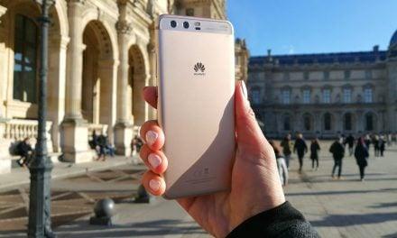 #FXMAS17 | Huawei P10 Device