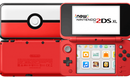 #FXMAS17 | New Nintendo 2DS XL – Pokéball Edition