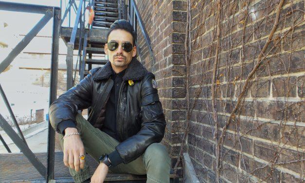 Fashion | Parajumpers JOSH Jacket Bomber #PJSFriends