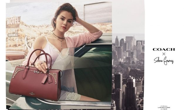 Ad Campaign | Coach X Selena Gomez F/W 2018 by Steven Meisel