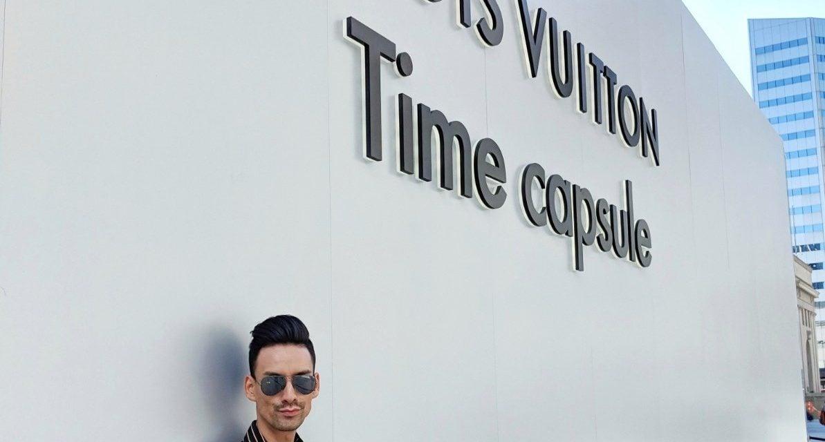 Fashion | Louis Vuitton Time Capsule Exhibit