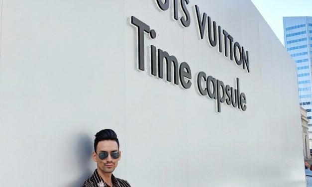 Fashion | Louis Vuitton Time Capsule Exhibit