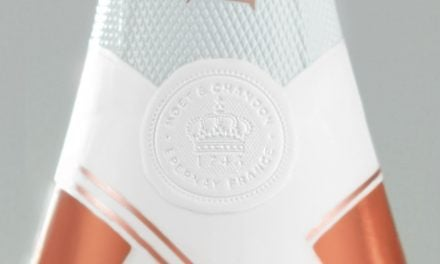 Fashion | Moët & Chandon C/O Virgil Abloh 2018 Limited-Edition Nectar Impérial Rosé