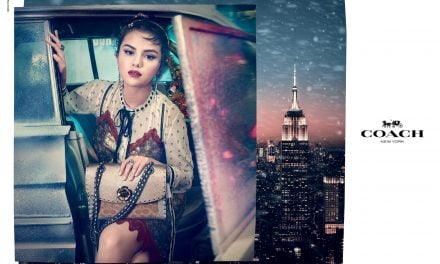 Ad Campaign | Coach Holiday 2018 by Steven Meisel