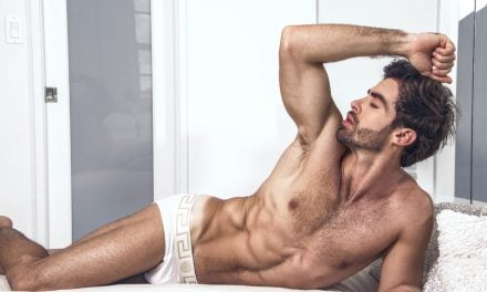 Editorial | David Ortega by Migue Leon