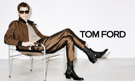 Ad Campaign | Tom Ford Menswear S/S 2019 by Ferry van der Nat