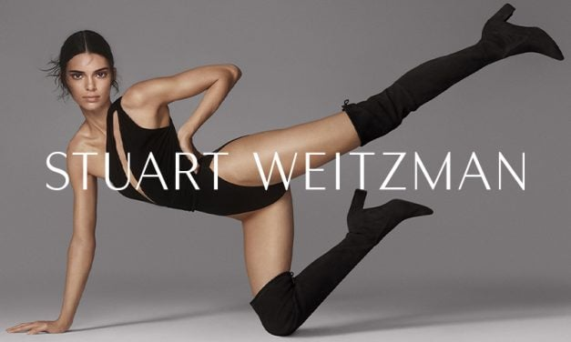Ad Campaign | Stuart Weitzman Fall 2019 ft. Kendall Jenner