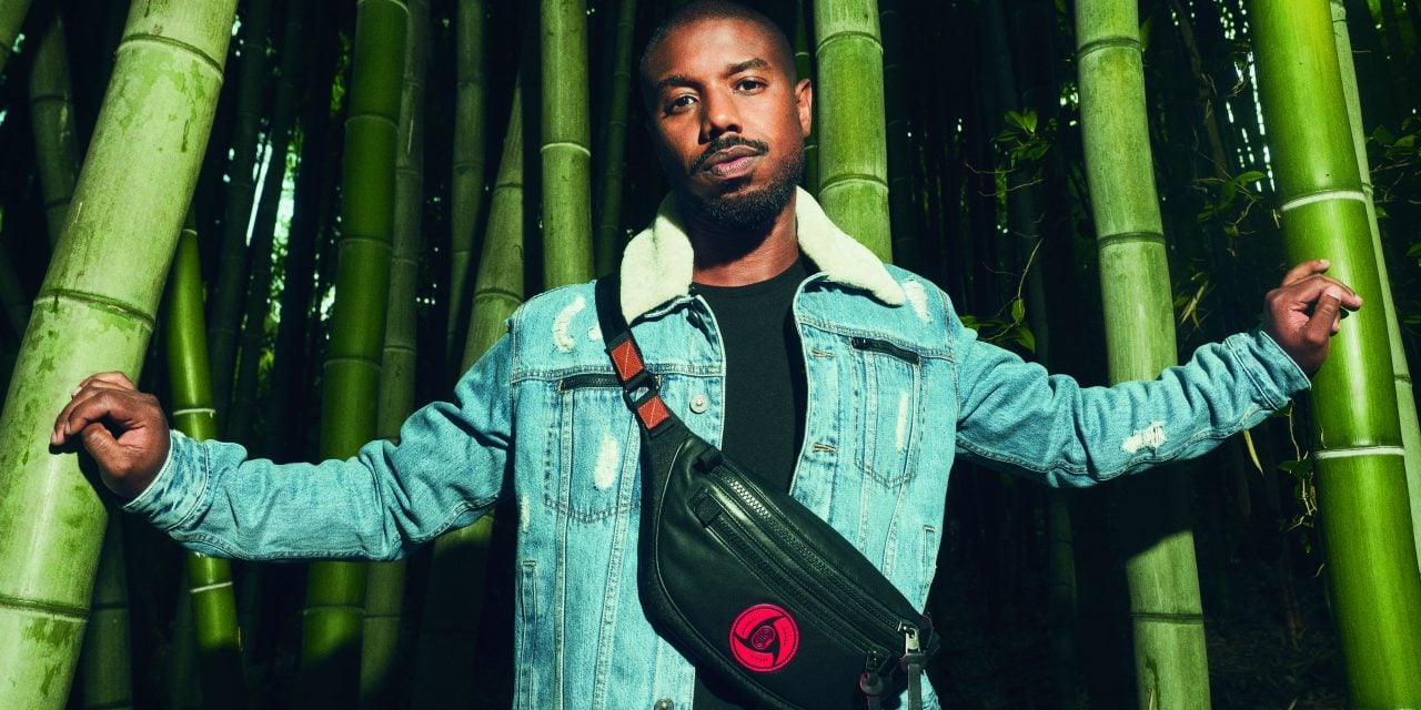 Look Book | Coach X Michael B. Jordan