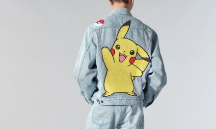 Look Book | Levi's X Pokémon